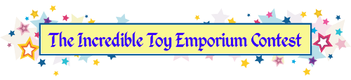CDHM Contest: The Incredible Toy Emporium, Visit CDHM.org today