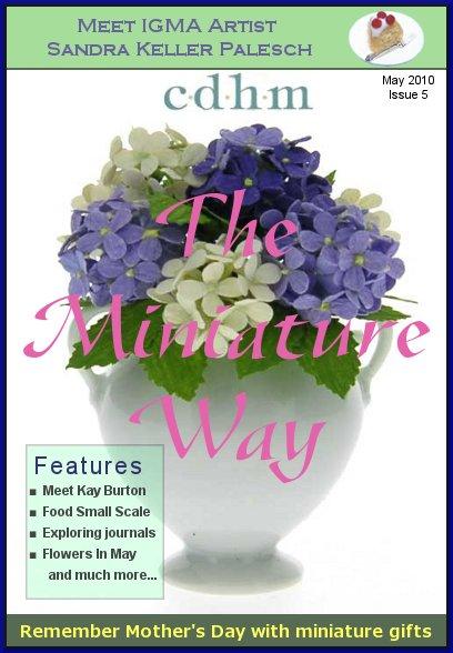 magazine The miniature Way (CDHM) - Gratuit 2010-05-cover