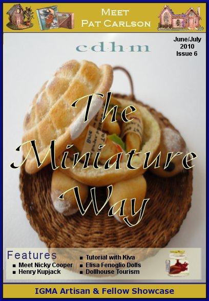 magazine The miniature Way (CDHM) - Gratuit 2010-07-cover