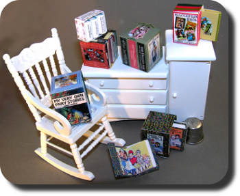 Dollhouse Miniature Magazine on Dolls Amp Bears Gt Dollhouse Miniatures Furniture