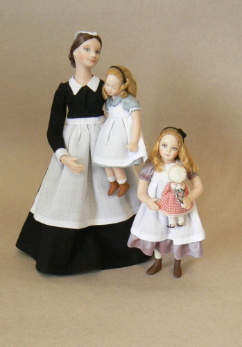 Dolls and Clothing