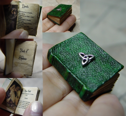 charmed spell book pages.