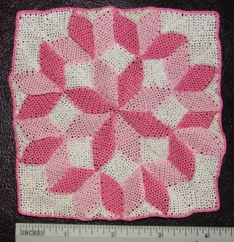 Needlework, Crochet and Linens