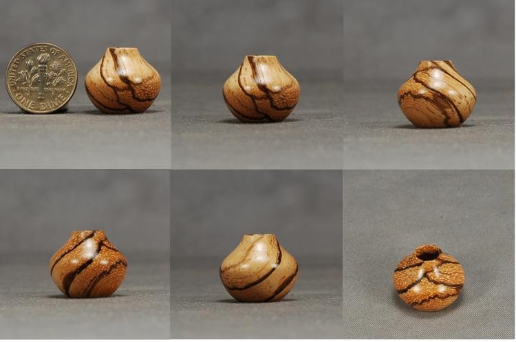 """Vases - Woodland Woodturning, Woodturnings by Gaius """"Doc"""" Hanawalt"""