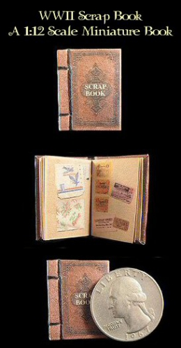 Miniature Books and Printed Materials