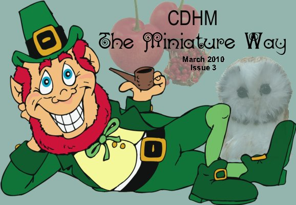 magazine The miniature Way (CDHM) - Gratuit 2010-03-cdhm-the-miniature-way-cover1