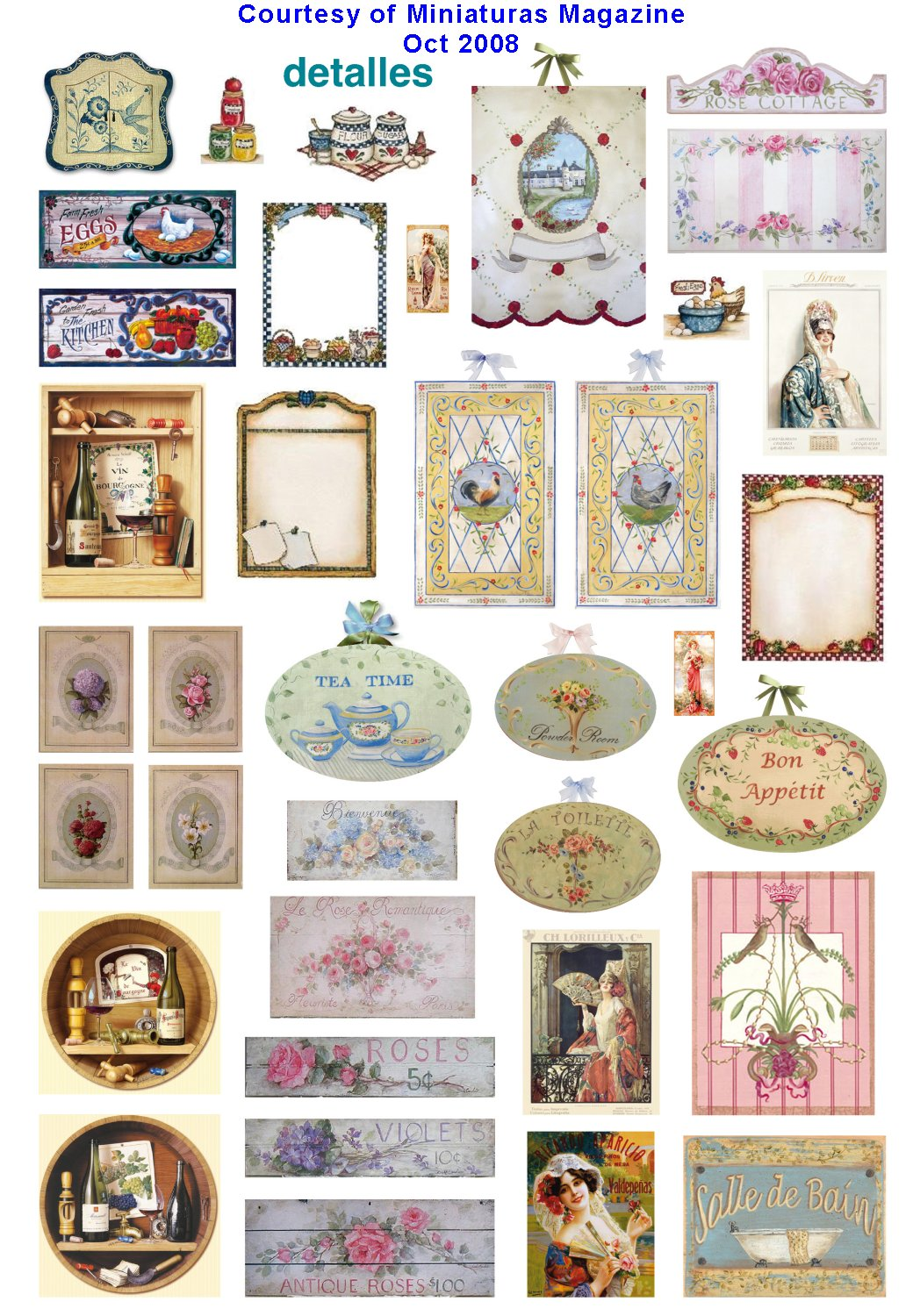 "Search Results for ""Dolls House Printables"" – Calendar 2015"