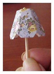 рамки - Всичко от хартия и картон Lamptut12