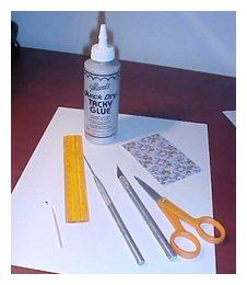рамки - Всичко от хартия и картон Lamptutmatls