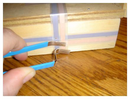 How To Tapewire A Dolls House Or Roombox By Cdhm Artisan