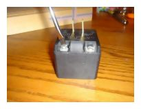 Loosening screws on 12v transformer